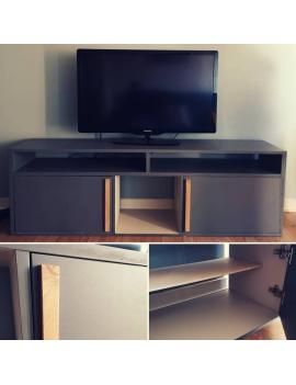 Meuble TV HI-FI Dom
